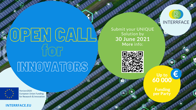 6 Use Cases: Open Call for Innovative Grid Services